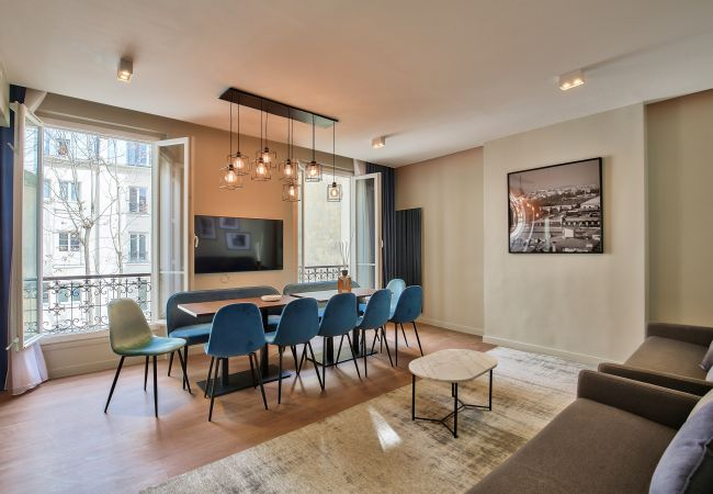 Apartamento en Paris - 75 - Urban Jardins du Luxembourg